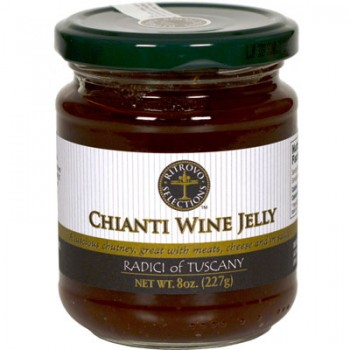 Radici Organic Chianti Red Wine Jelly