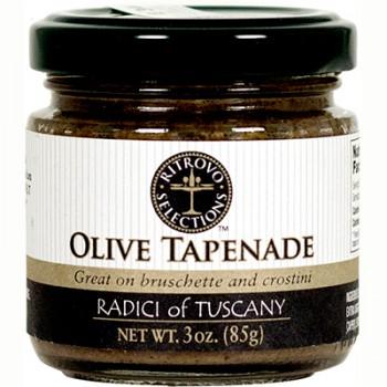 Radici Organic Olive Tapenade