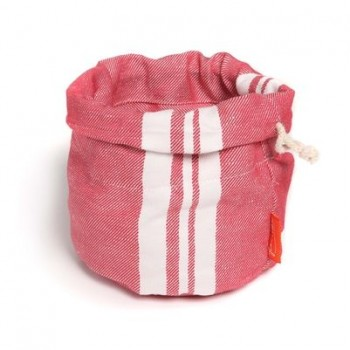 Bread Basket Red & White (Jean Vier)
