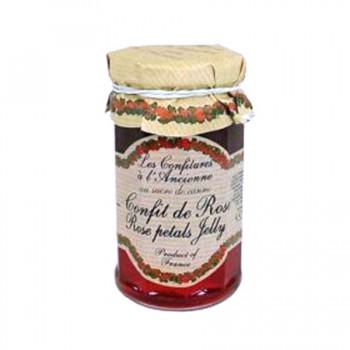 Rose Petals Jelly (Les Confitures à l'Anciennes)