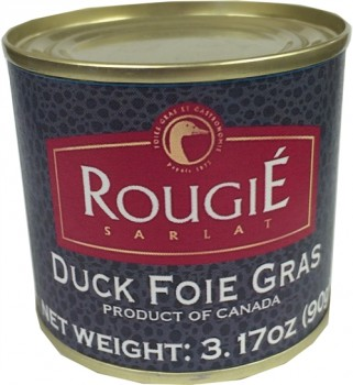 Duck Foie Gras with Armagnac (Rougie)