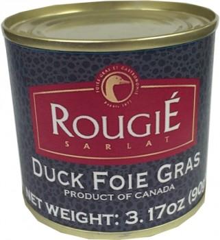 Duck Foie Gras with Armagnac (Rougie)