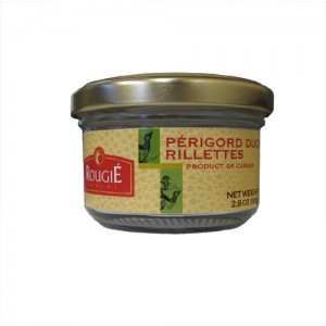 Duck Rillettes (Rougie)
