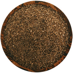 Salish - Alderwood Smoked Sea Salt (fine) - Cork Top Glass Jar