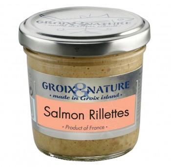Salmon Rillettes (Groix et Nature)