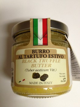 Black Truffle Butter (Savini)