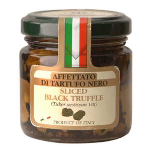 Savini Sliced Black Truffle