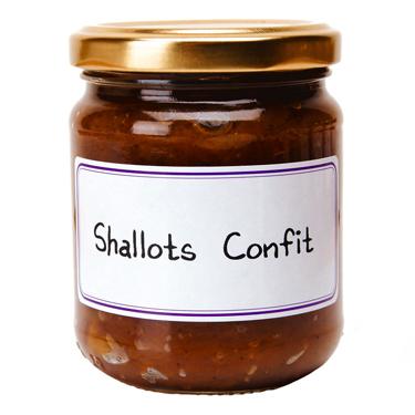 Shallot Confit (L'Epicurien)
