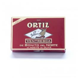 Ortiz Bonito del Norte Ventresca White Tuna Belly