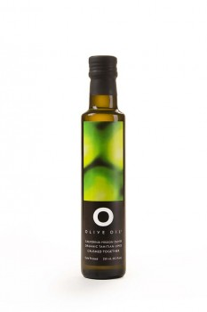 Tahitian Lime Olive Oil by O