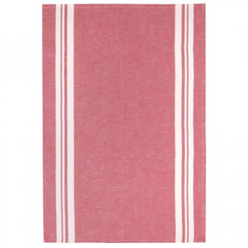 Red and White Tea Towel (Jean Vier)