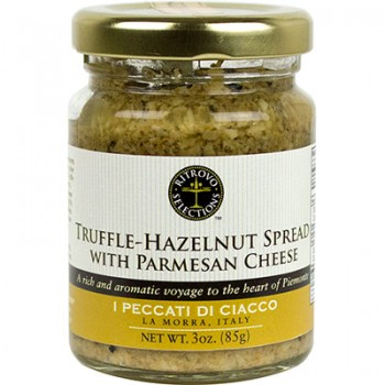 Truffle Hazelnut Spread with Parmesan Cheese (I Peccati di Ciacco)