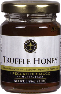 Black Truffle Honey (I Peccati di Ciacco)