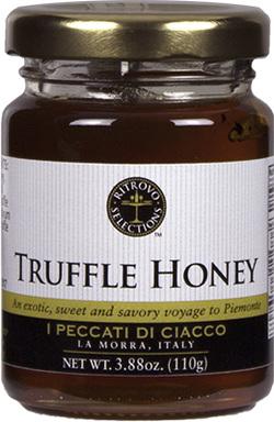 Black Truffle Honey (I Peccati di Ciacco)
