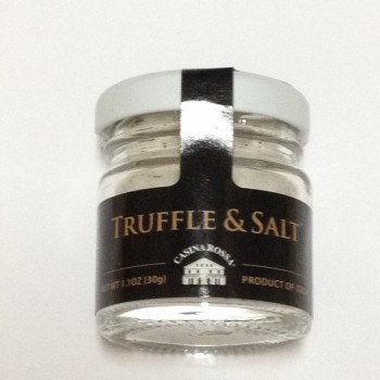 Truffle & Salt Pocket-Sized Jars (1.1 ounce)