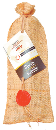Quai Sud Naturally Flavored Pure Demerara Cane Sugar (Vanilla)