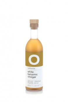 White Balsamic Vinegar by O