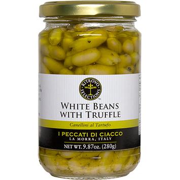 White Cannellini Beans with Truffle (I Peccati di Ciacco)