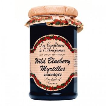 Wild Blueberry Jam (Les Confitures à l'Anciennes)