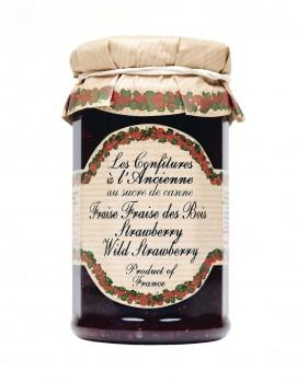Wild Strawberry Jam (Les Confitures à l'Anciennes)